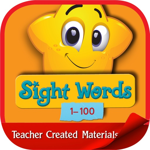 Sight Words 1-100: Kids Learn iOS App