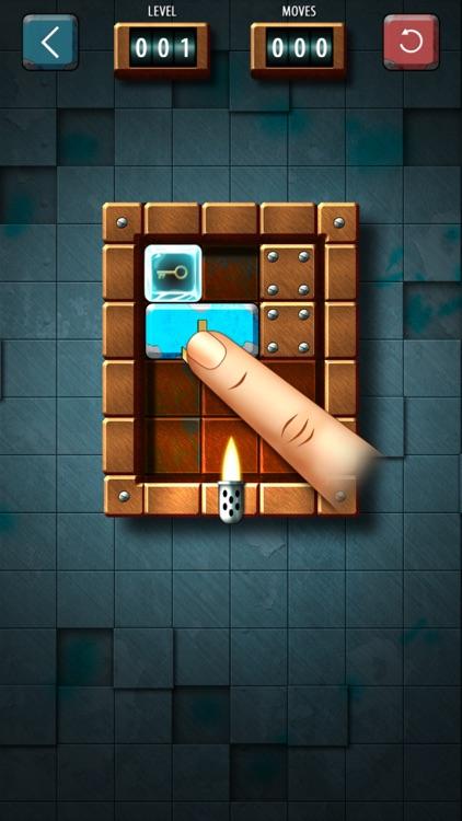Slide Tetromino FREE screenshot-0