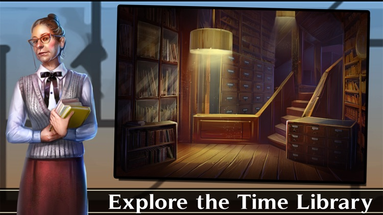 Adventure Escape: Time Library (Time Travel Story and Point and Click Mystery Room Game) screenshot-3