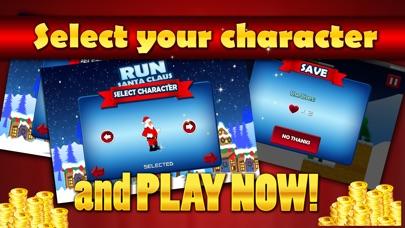 Run Santa Claus Run! Screenshot on iOS