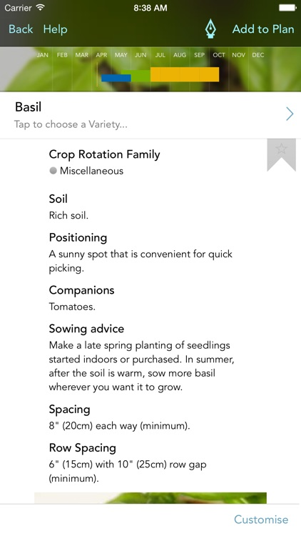 Grow Planner (Mother Earth News) screenshot-4