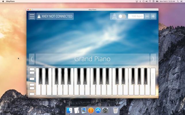 Xkey Piano on the Mac App Store