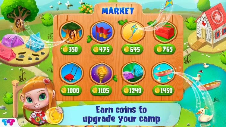 Messy Summer Camp - Outdoor Adventures for Kids screenshot-4