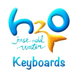 keySonic Custom Keyboards -- for H2O: Just Add Water
