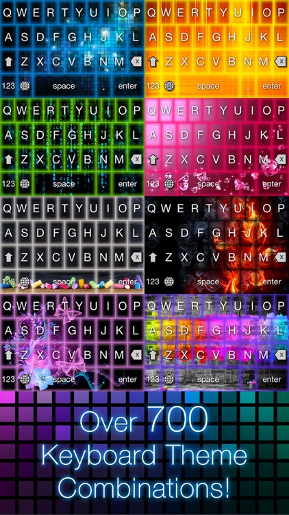 Glow Keyboard - Customize & Theme Your Keyboards screenshot-4