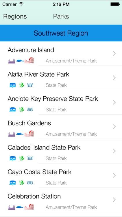 Florida State Parks-FL Parks