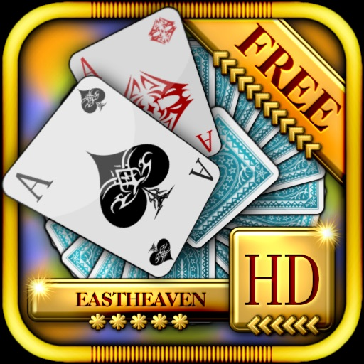 EastHeaven Solitaire HD Free - The Classic Full Deluxe Card Games for iPad & iPhone