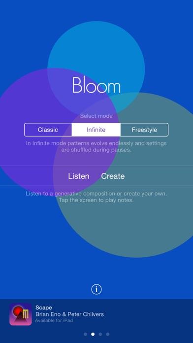 Bloom review screenshots