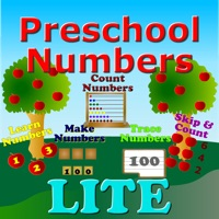 Codes for Preschool Numbers Lite Hack