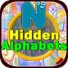 Hidden Alphabets 4 in 1
