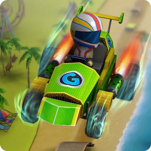 Buggy Car Stunts 3D