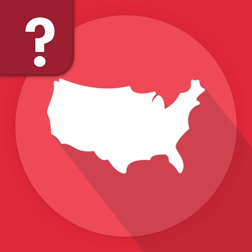 What's The State? Test your geographic knowledge of the USA. Free