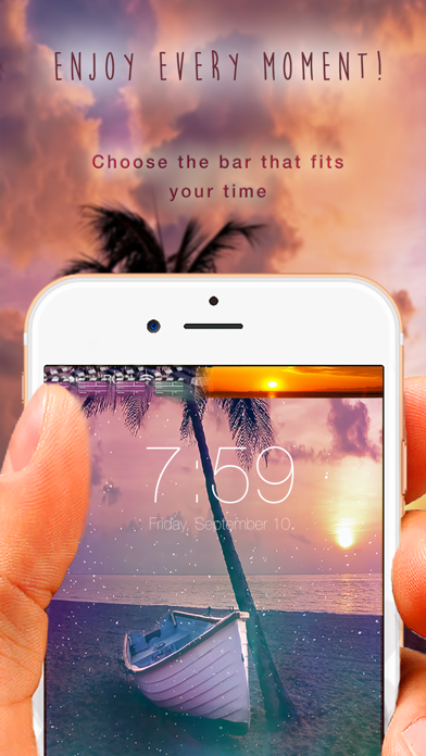 Status bar one - Paint your screen with amazing style screenshot