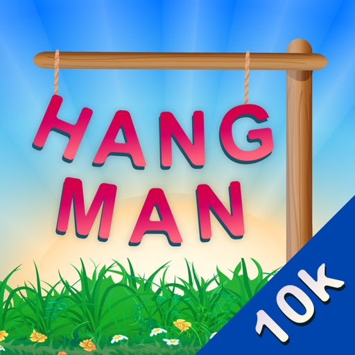 Hangman: 10,000+ words icon