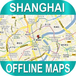Shanghai Offlinemaps with RouteFinder