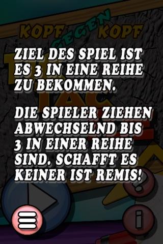 Tic Tac Toe - Kopf Gegen Kopf - náhled