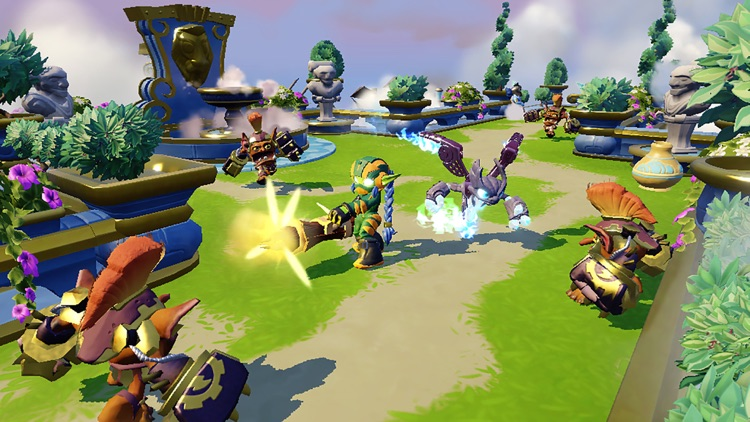 Skylanders SuperChargers screenshot-3