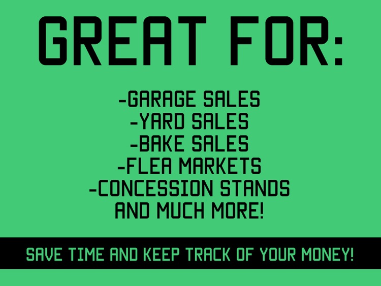 Garage Sale Cashier screenshot-4