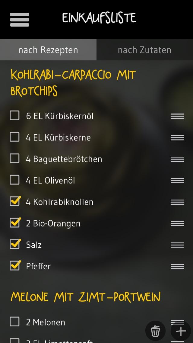 Screenshot for Vegan kochen – Die besten Rezepte von GU in Germany App Store