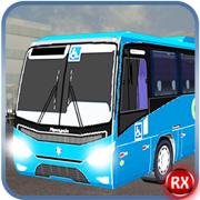 真正的公交车司机3D模拟器 - 现实的城市交通乘客