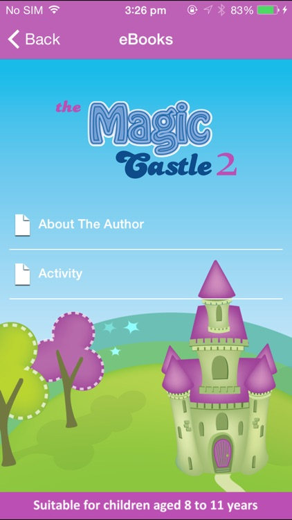 The Magic Castle 2 – Children's Meditation App by Christiane Kerr screenshot-1