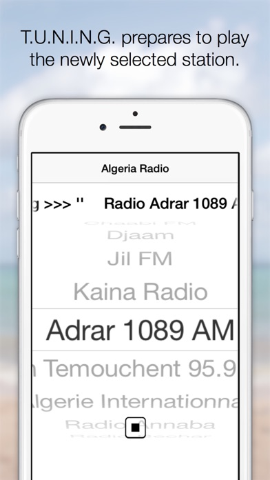 Algeria Live Radio Station Free