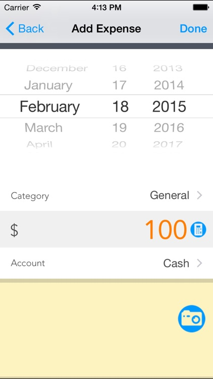 Expense Manager - Pocket Edition