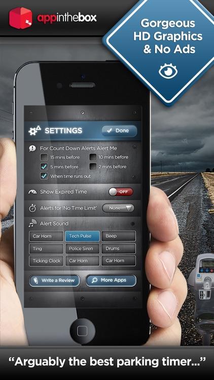 Parking Meter Pro screenshot-3