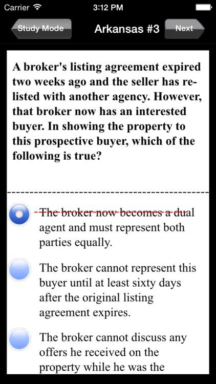 Arkansas Real Estate Agent Exam Prep
