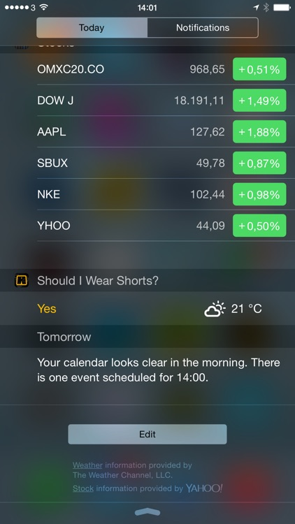 Shorts Weather Pro screenshot-3