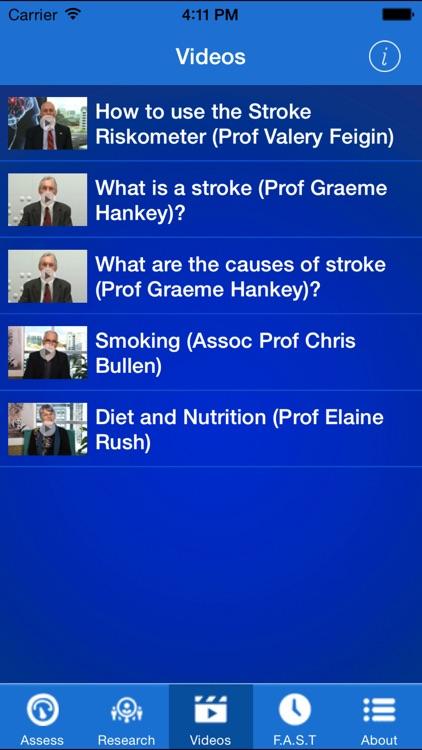 Stroke Riskometer Pro screenshot-4