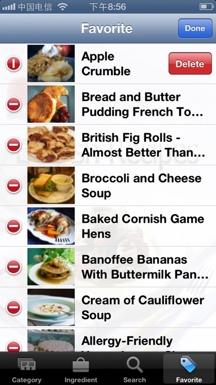 3000+ English Recipes screenshot-4