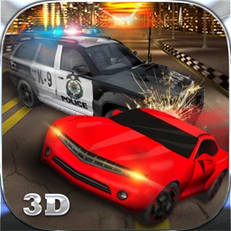 Police Car Chase : Street Racers 3D