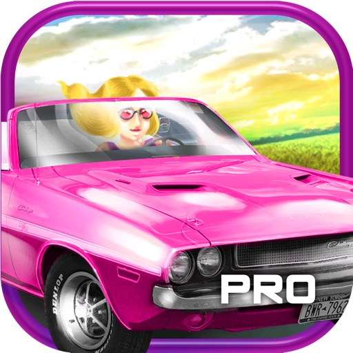 3D Girl Convertible Car Racing Game With Cute Girly Cars And Fun Race Games Pro