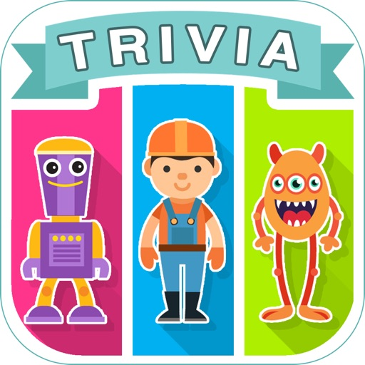 Trivia Quest™ Characters - trivia questions