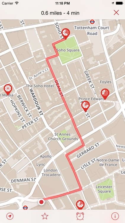 Cycle Hire London for Santander Cycles screenshot-3