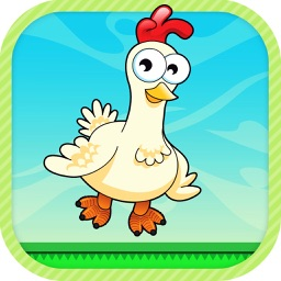 Chicken Jump - Avoid The Road Car Like A Crossy Hopper