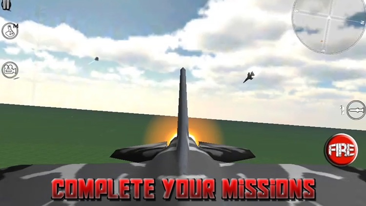 Air Fighters Simulator screenshot-3