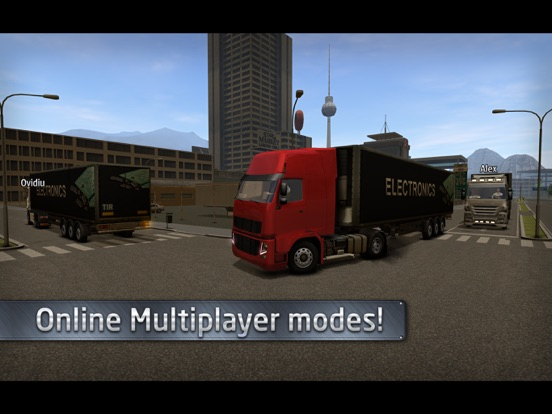 UK Truck Simulator - Official Site Truck simulator pro 2016 iPhone game - free