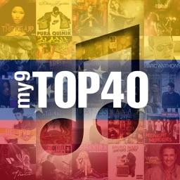 my9 Top 40 : VE listas musicales