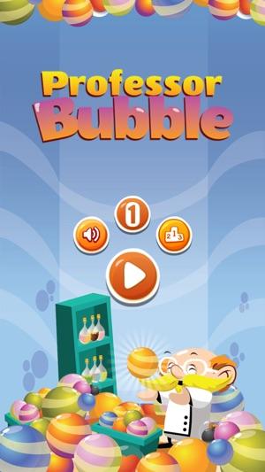 Professor Bubble – 1000 Stages