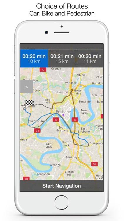 Tennessee Offline Maps & Offline Navigation screenshot-3