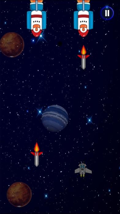 Interstellar Space Galaxy War screenshot three