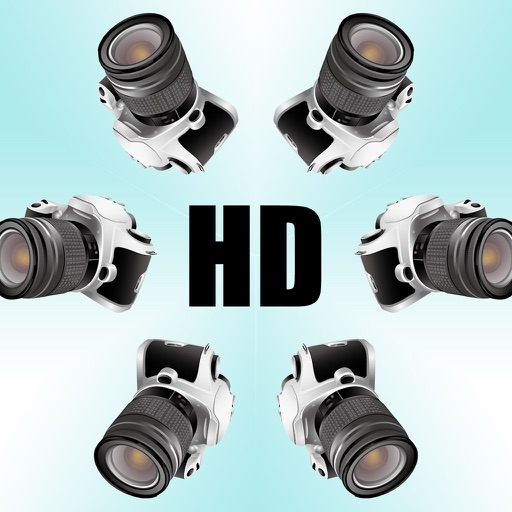Kaleidoscope Camera HD