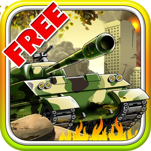 Tank Battle Zone Rescue FREE - Defend Your Nation