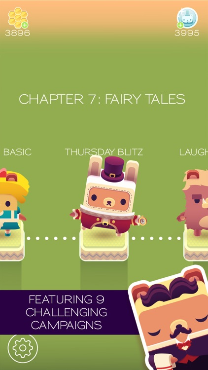 Alphabear: Word Puzzle Game screenshot-4