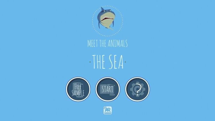Meet the Animals - The Sea