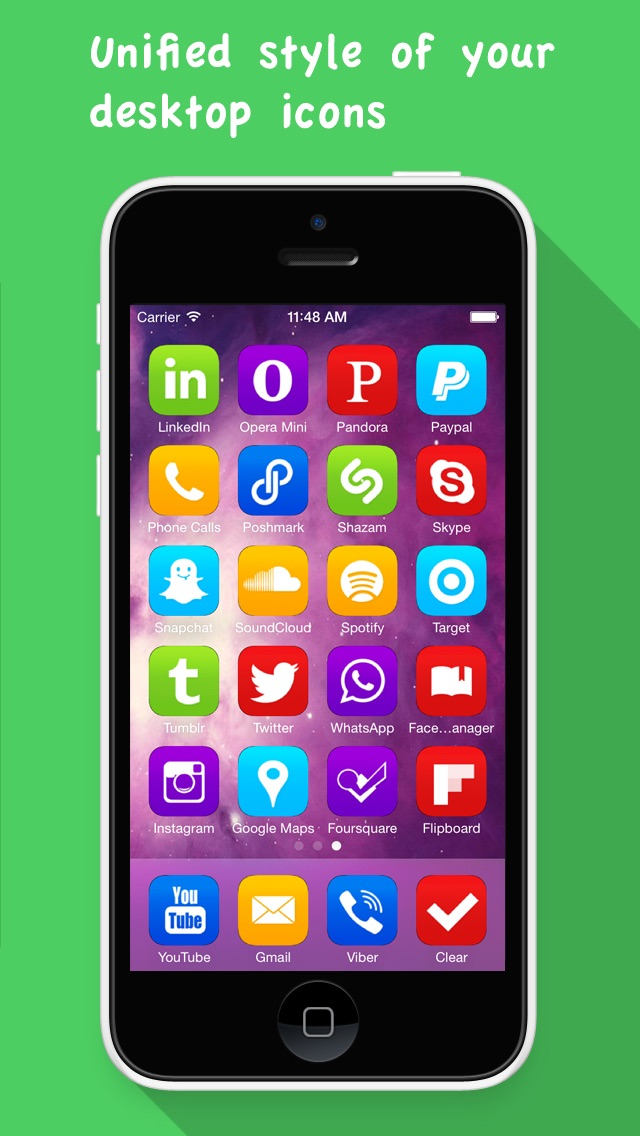 Skin My Icons- Home Screen Icons,Icons Skin screenshot two
