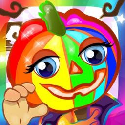 Fun Halloween Coloring Pages - Painting Pictures & Color Sheets for Kids