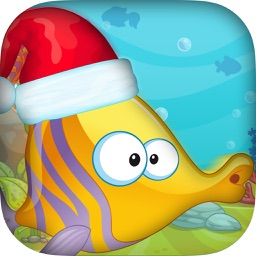 Christmas Fish Frenzy Mania - Splashy Holiday Challenge